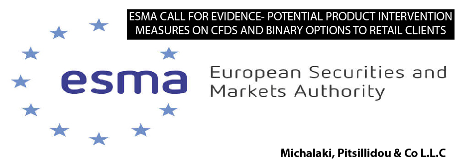 Esma binary options uk
